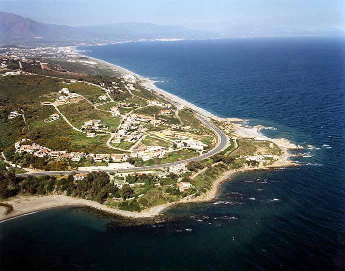 Playa de Punta Chullera