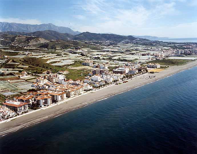 Playa del Cenicero - Las Lindes