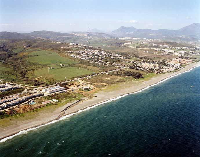 Playa del Negro
