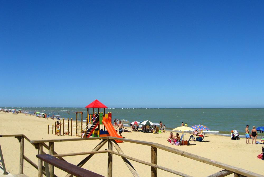 La Calzada / El Hipódromo / Playa de Sanlúcar
