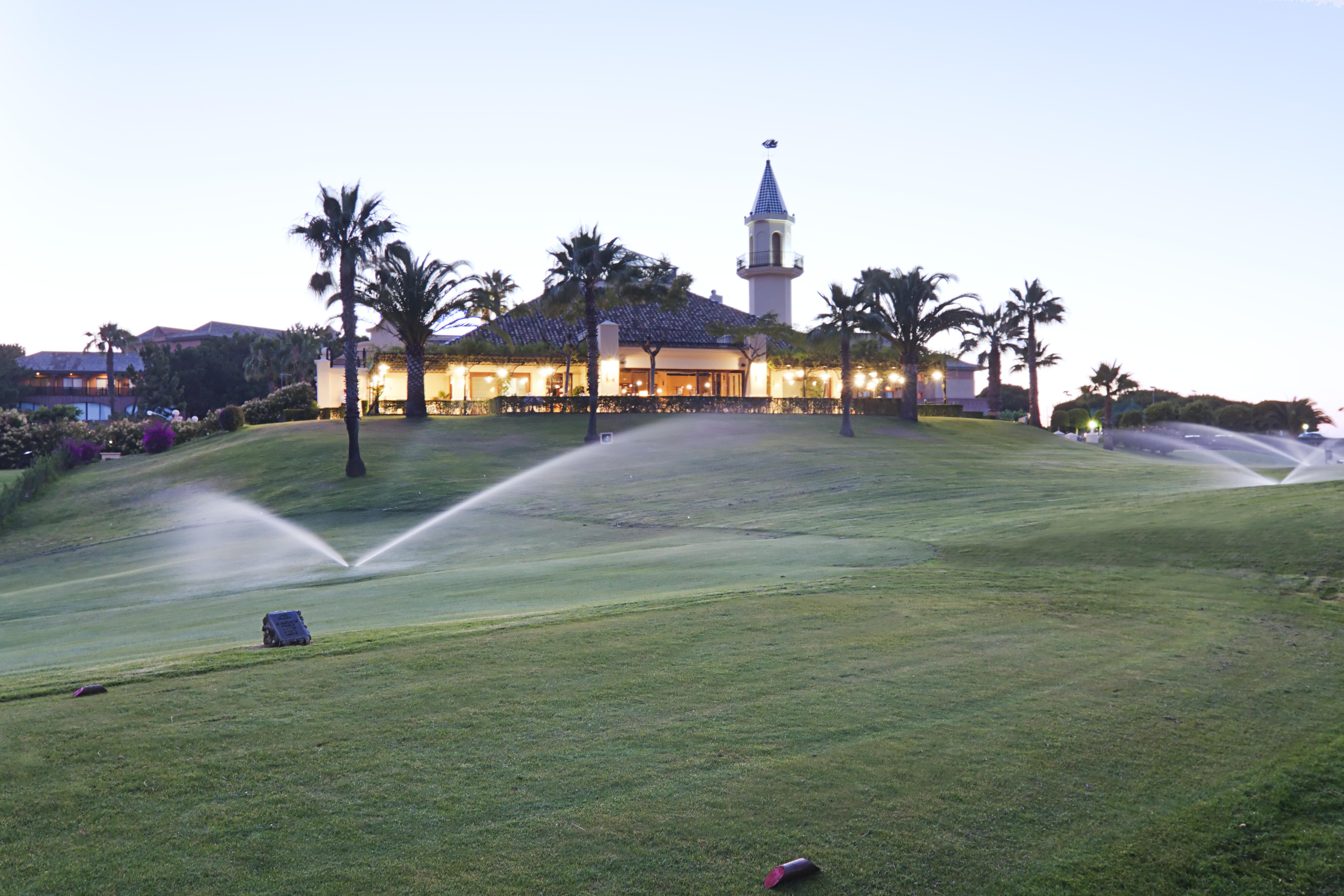 Islantilla Golf Resort: Azul + Amarillo