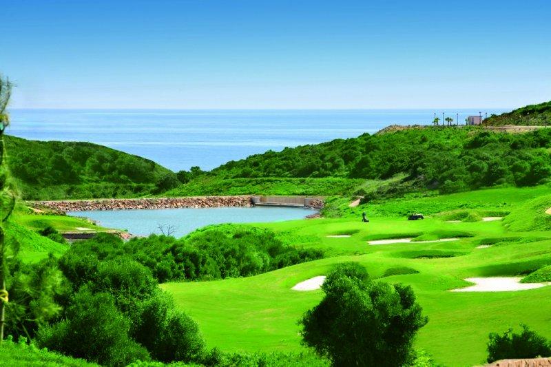 Alcaidesa Heathland Golf Course