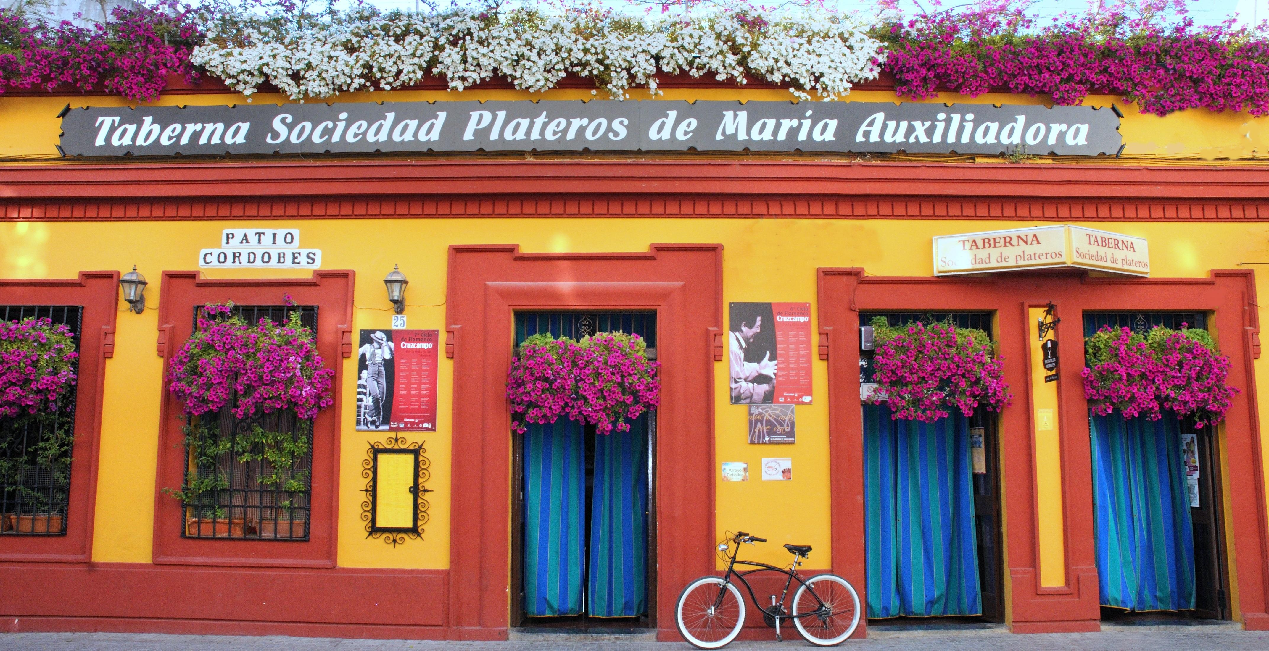 Bodega Restaurante Sociedad Plateros María Auxiliadora