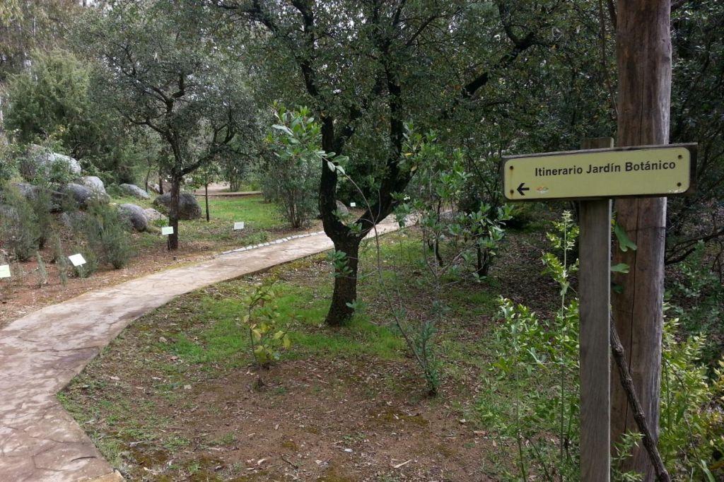 Jardin Botánico El Robledo