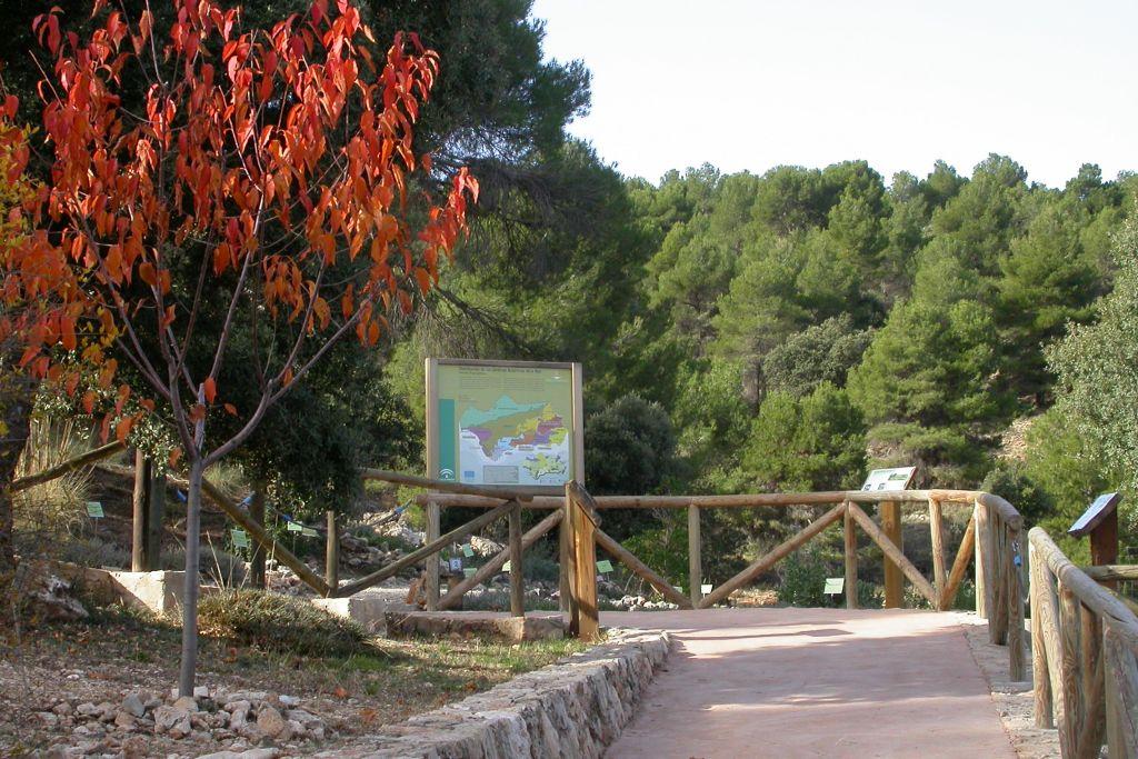 Jardin Botánico La Umbría de la Virgen
