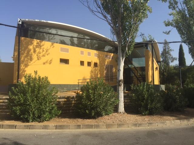 Oficina de turismo de Hornachuelos