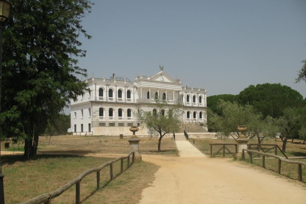 Palacio El Acebrón