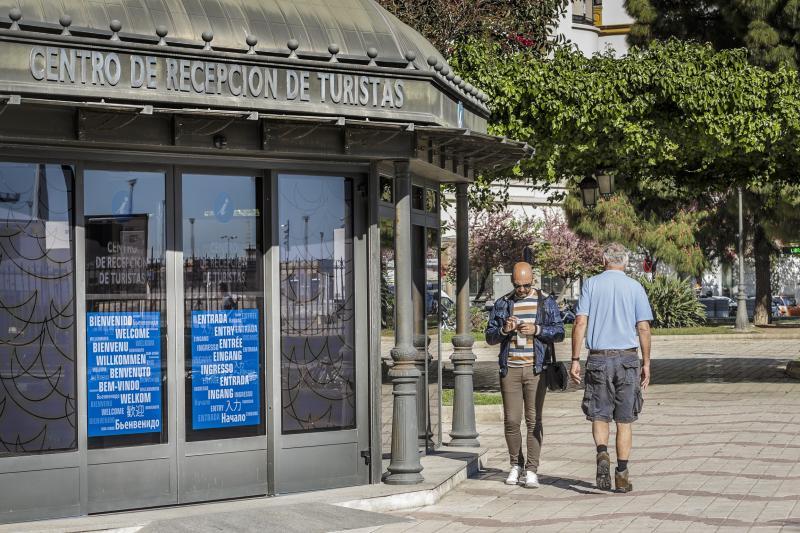 Centro de Recepción de Turistas de Cádiz