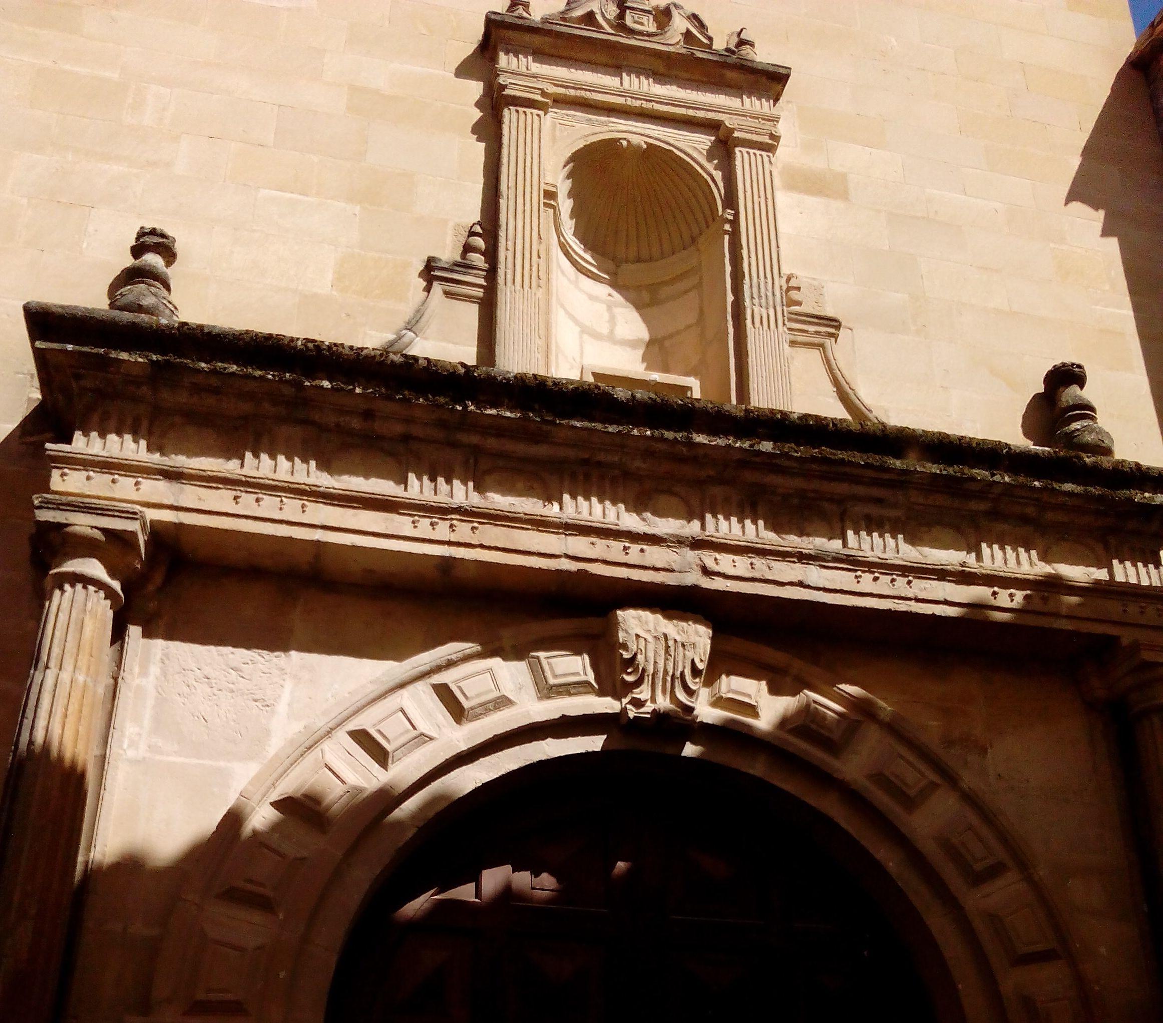 Antiguo Convento de San Andrés -Dominicos-