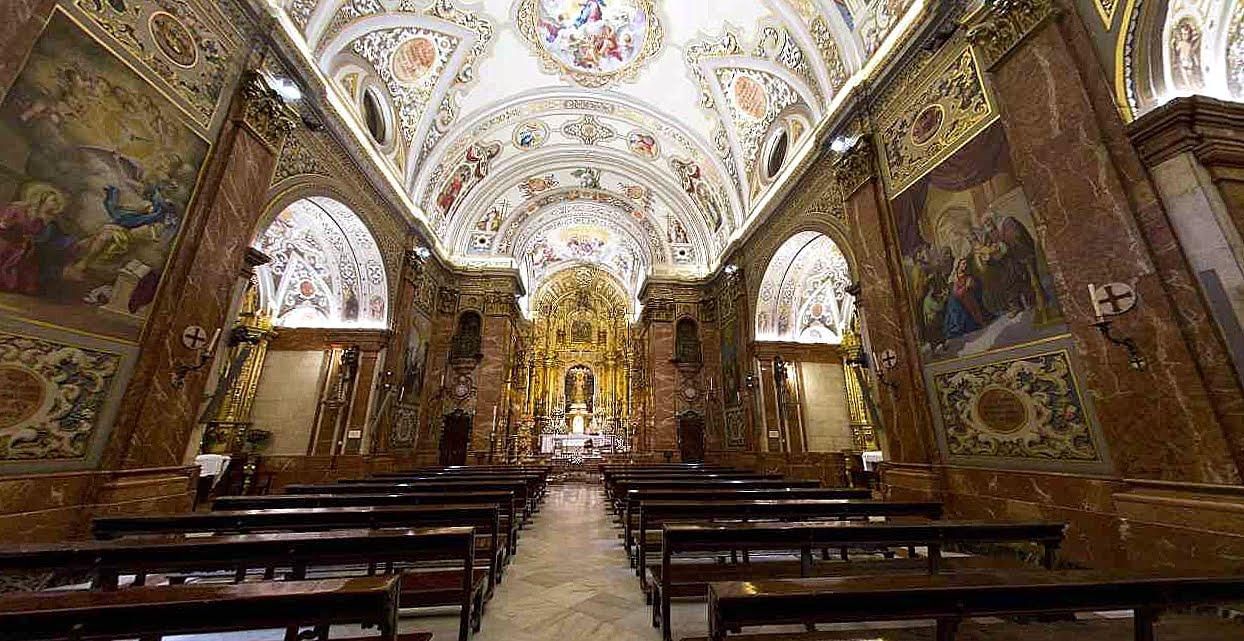 Basílica Menor de Santísima María de la Esperanza Macarena