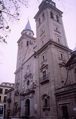 Basílica Ntra. Señora de las Angustias