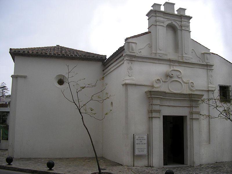 Capilla del Santo Cristo de la Alameda