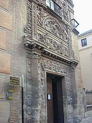 Casa del Castril
