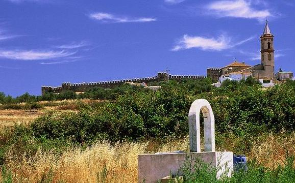 Castillo-Fortaleza de Sancho IV (Cumbres Mayores)