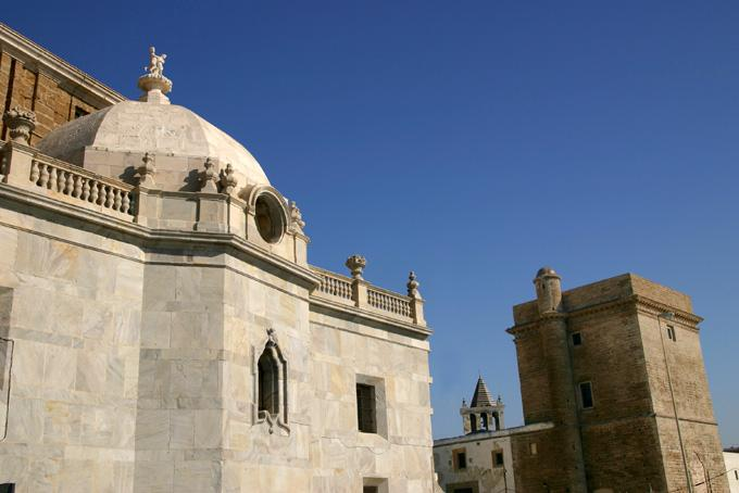 Catedral Vieja Iglesia de Santa Cruz