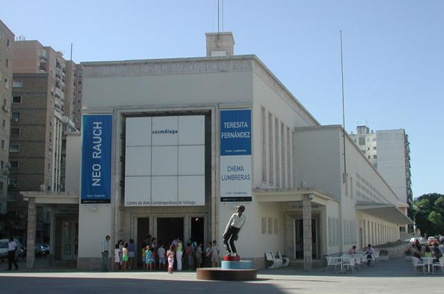 Centro de Arte Contemporáneo de Málaga CAC