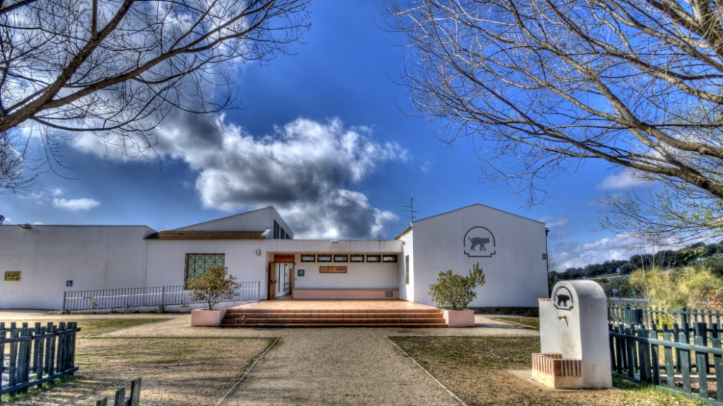 Centro de Visitantes Venta Nueva