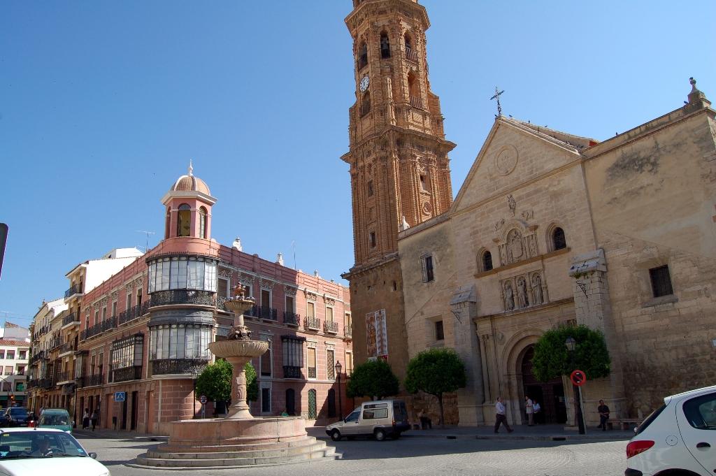 Colegiata de San Sebastián