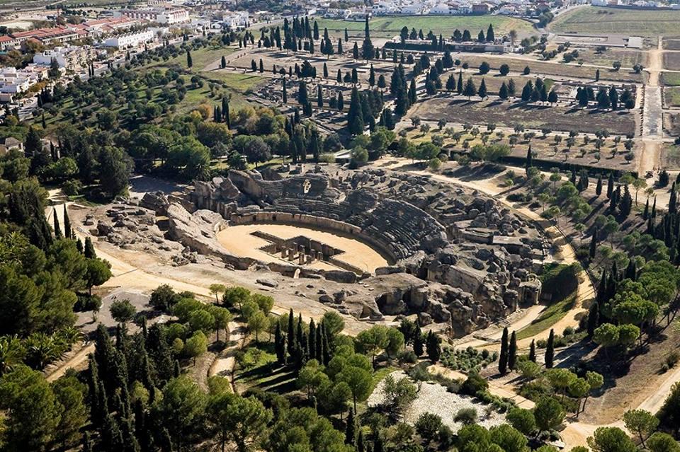 Conjunto Arqueológico de Itálica - Official Andalusia tourism website