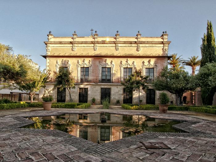 Conjunto Monumental del Alcázar de Jerez y Cámara Oscura