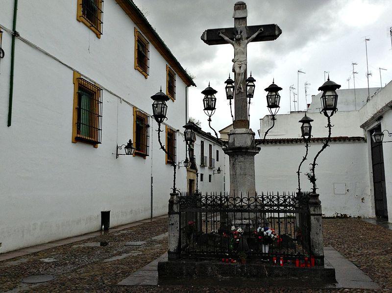 Cristo de los Faroles - Plaza de los Capuchinos