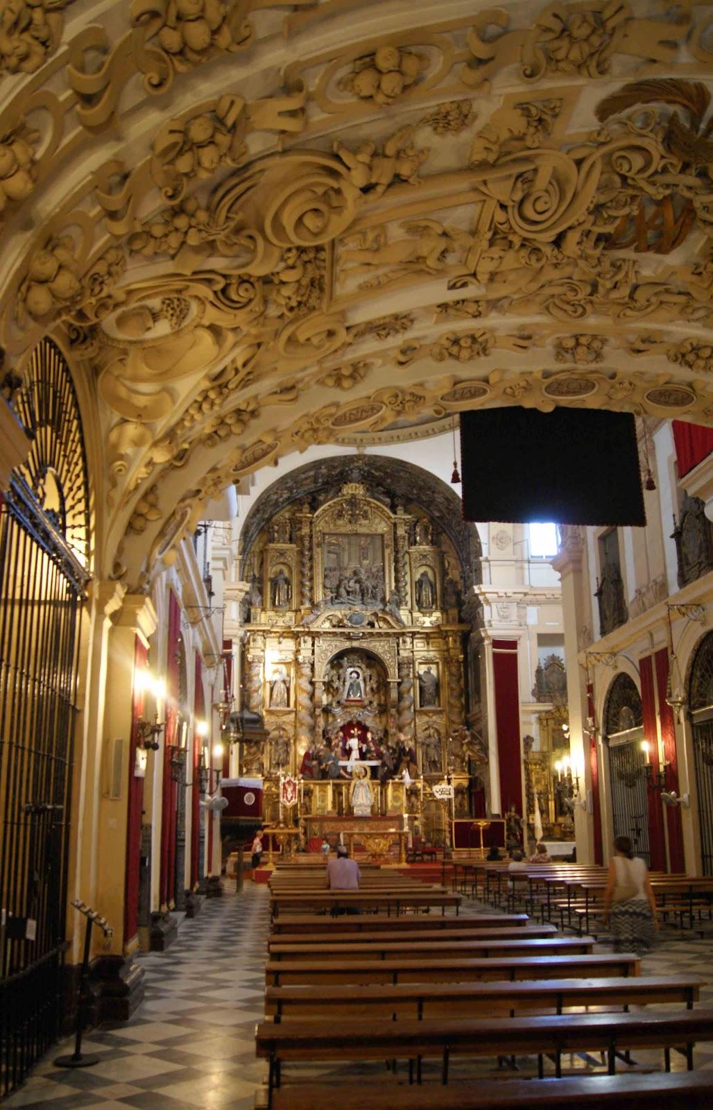 Iglesia de Ntra. Sra. de Consolación (Los Terceros) - Hermandad de la Santa Cena