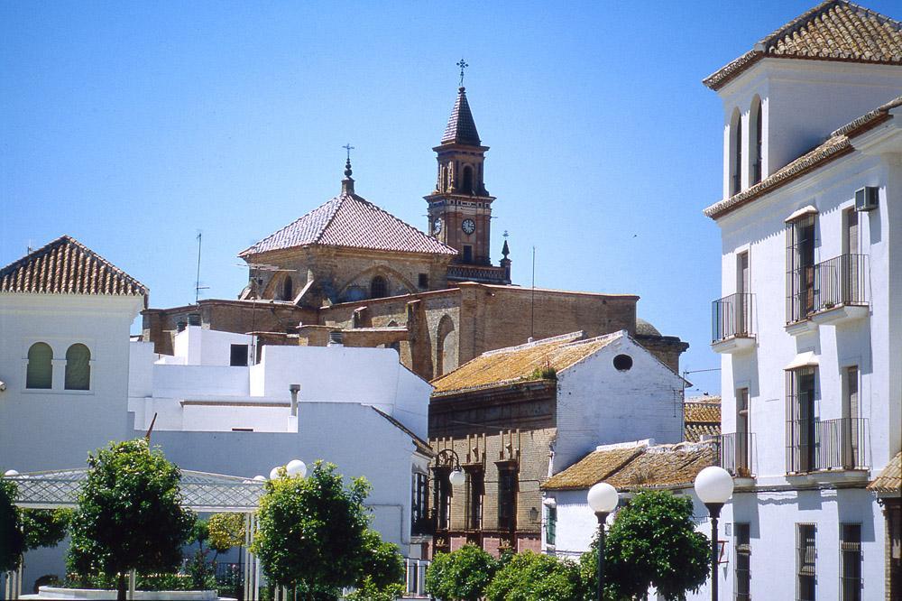 Iglesia prioral de Santa María