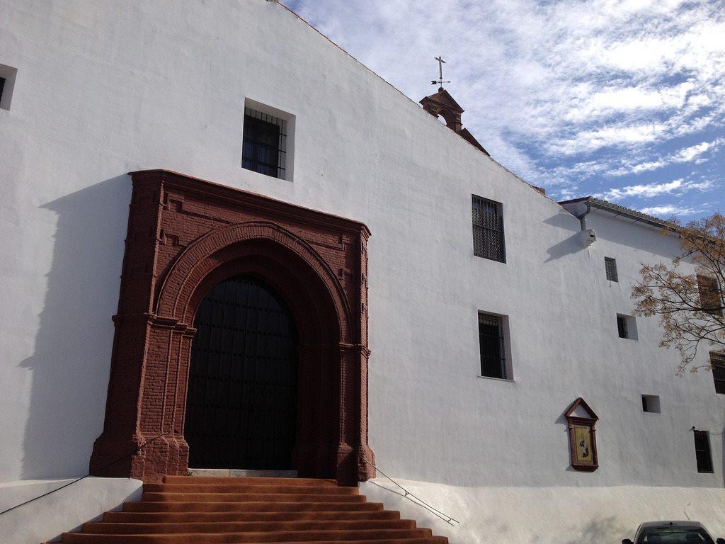 Iglesia del Convento de Santa Catalina Mártir