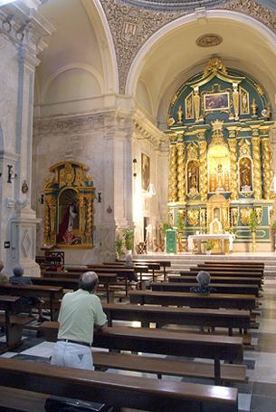Iglesia Convento de las Claras