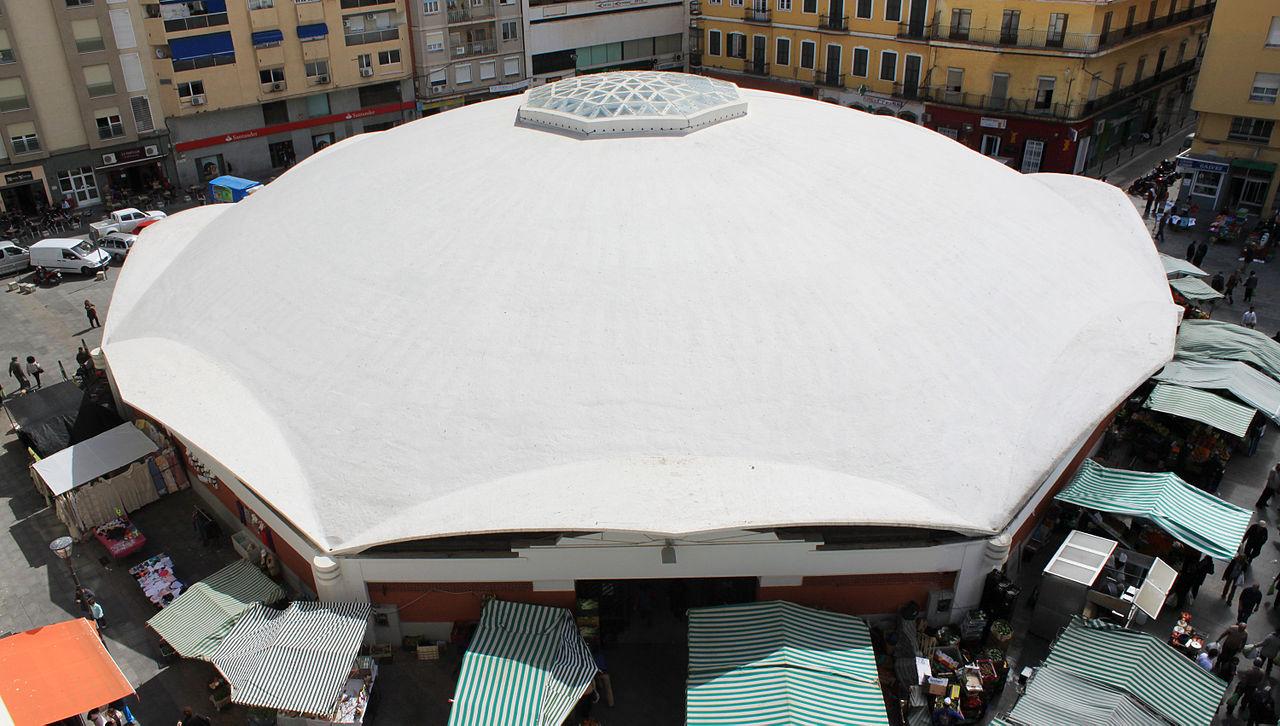 Mercado de Abastos Ingeniero Torroja