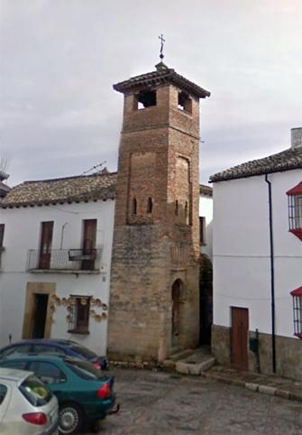 Minarete o Alminar de San Sebastián