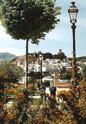 Mirador de Puerta de Granada