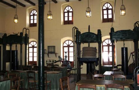 Museo-Restaurante Oleocultura