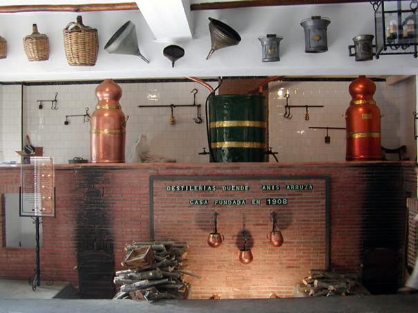 Museo del Anís
