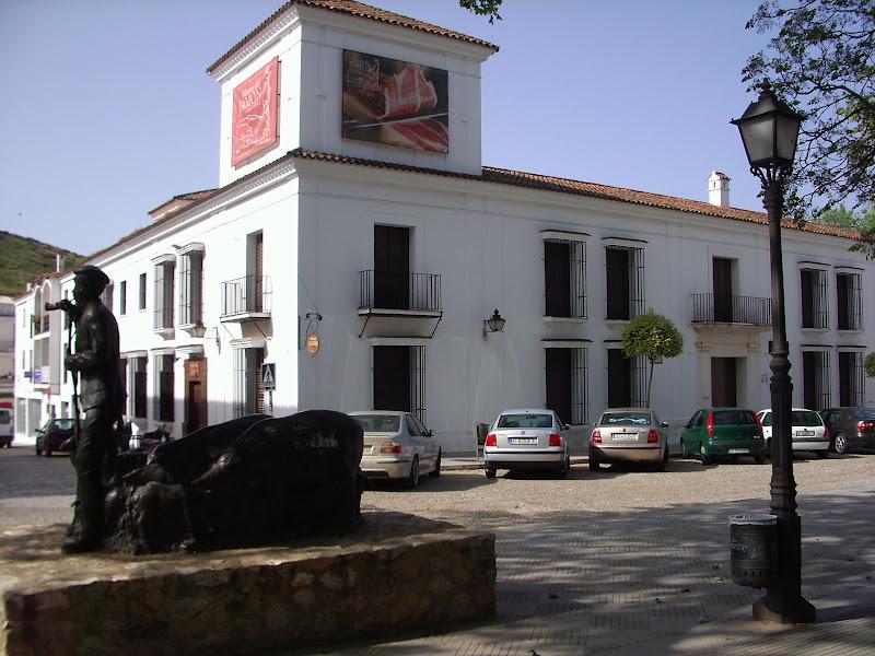 Centro de Interpretación del Cerdo Ibérico. Museo del Jamón.