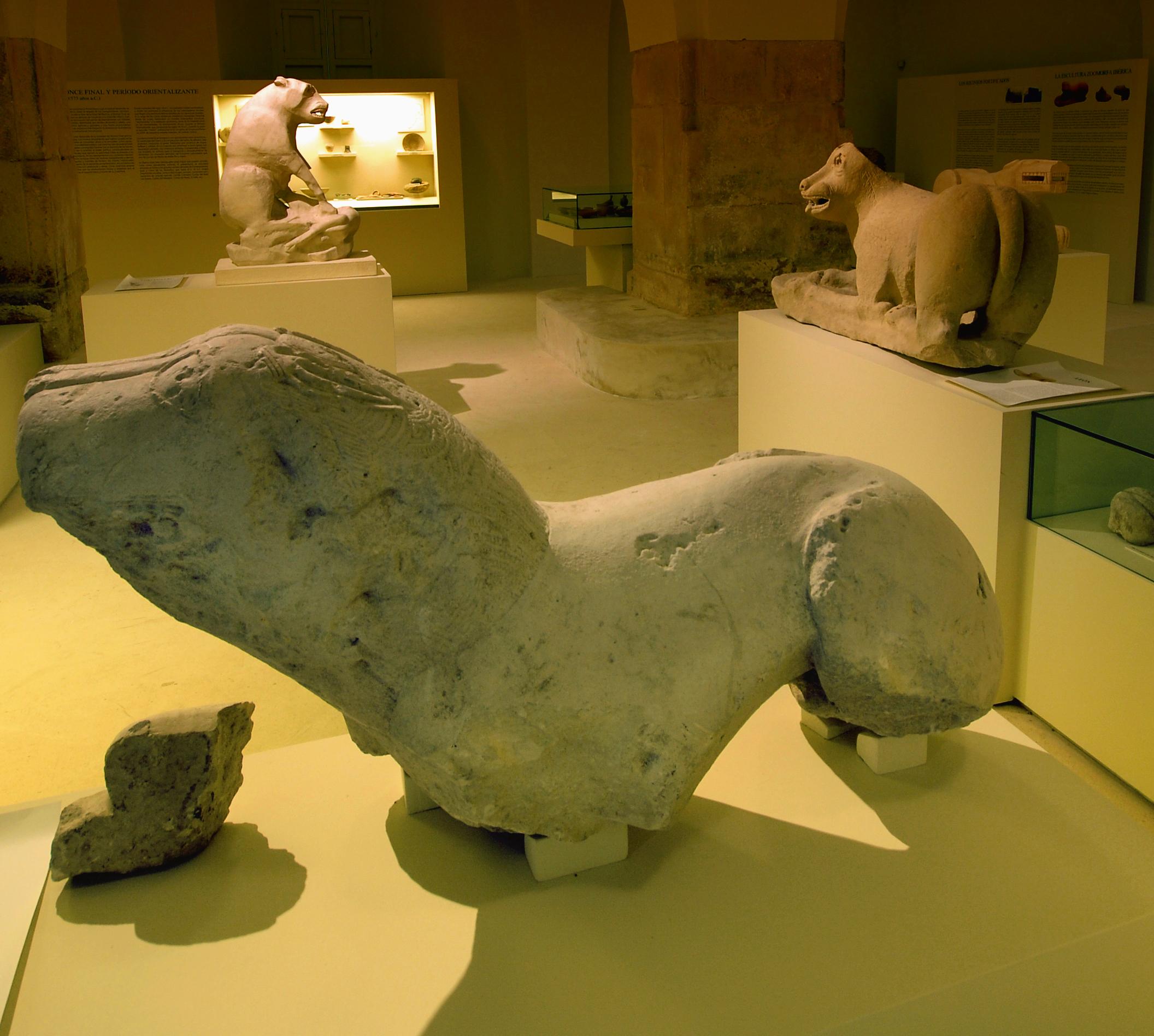 Museo Histórico y Arqueológico Municipal de Baena