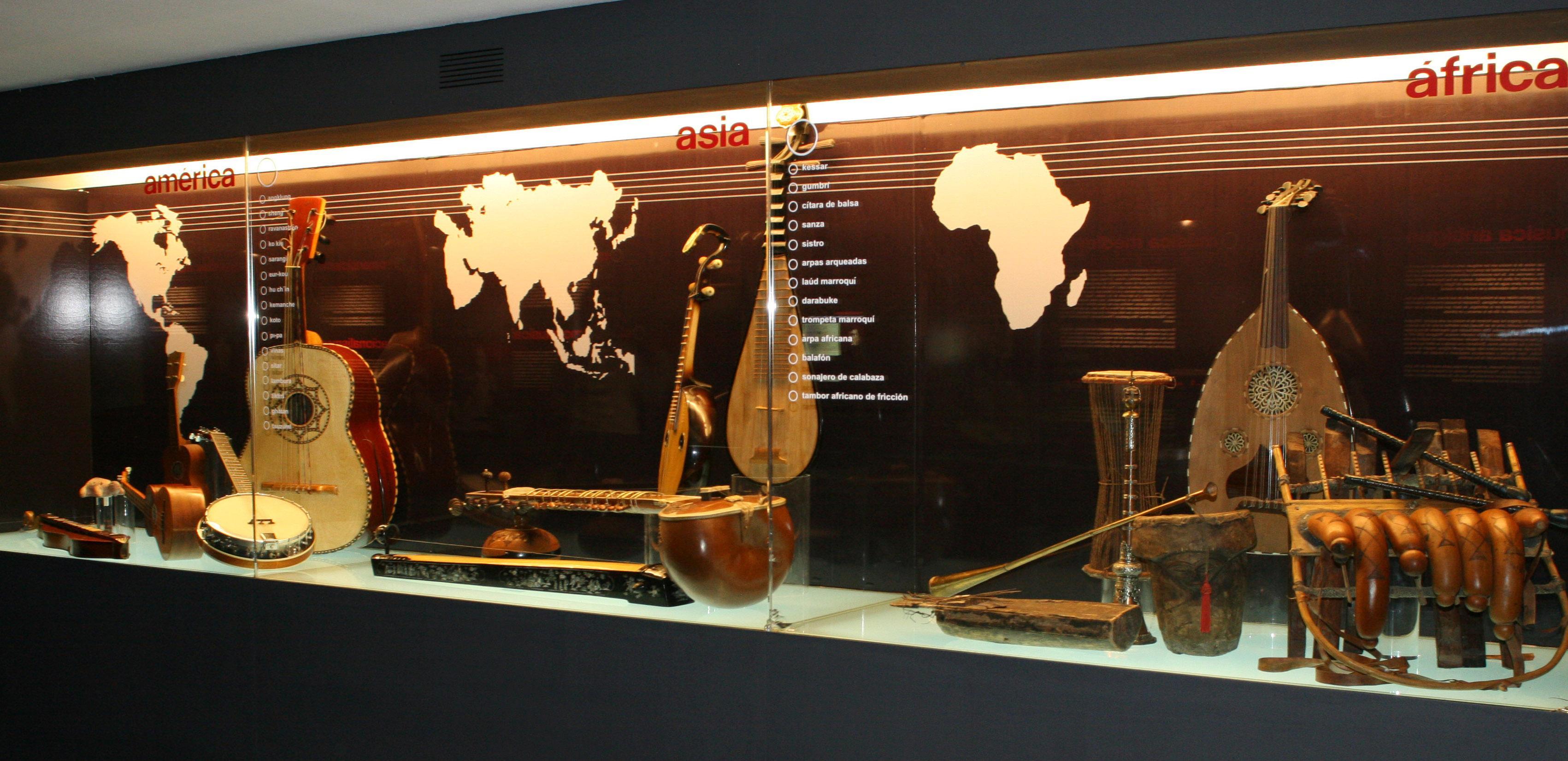 Museo Interactivo de la Música (MIMMA)