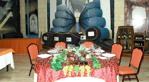 Museo Restaurante La Tonelería