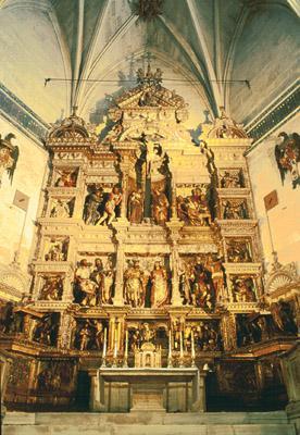 Museo Sacristía de la Capilla Real