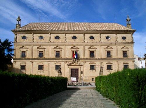 Palacio Juan Vázquez de Molina o de las Cadenas