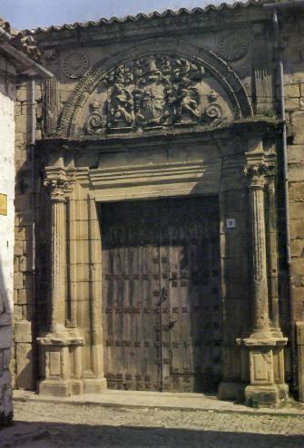 Casa Palacio de los Manueles