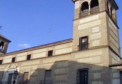 Palacio de los Marqueses de la Peña de los Enamorados