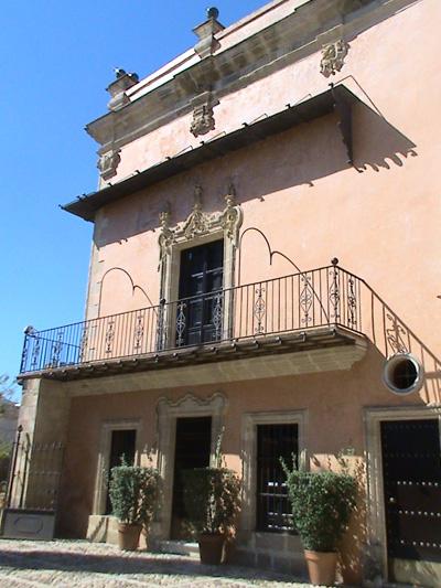 Palacio de Villavicencio