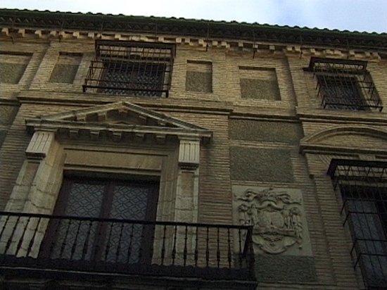 Palacio de la Marquesa de las Escalonías