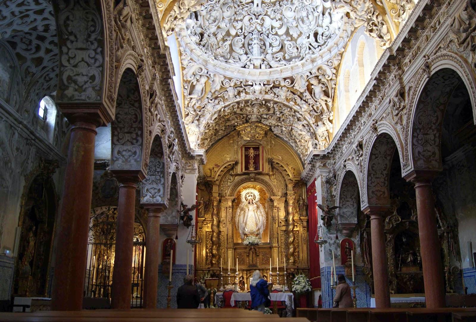 Parroquia de Santa María la Blanca
