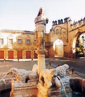 Plaza de los Leones o del Pópulo