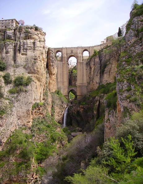 Puente Nuevo - Tajo de Ronda