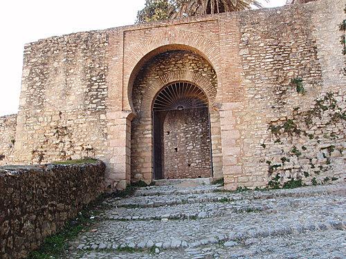Puerta de Exijara
