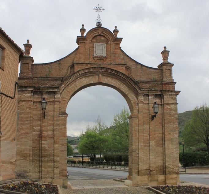 Puerta de Granada