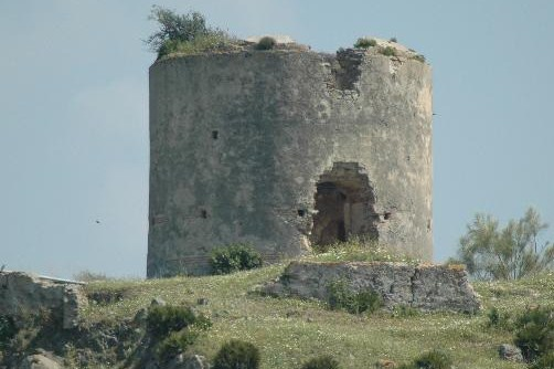 Restos del Castillo y Murallas Musulmanas